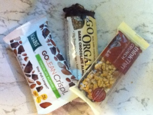 These are just 3 bars that give you every reason to stay on a healthy path!