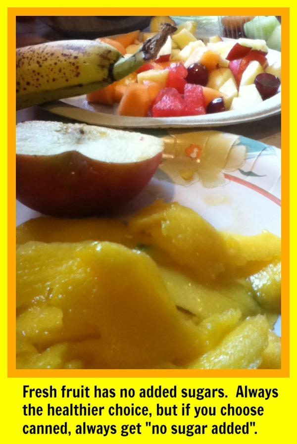 Blog fruit
