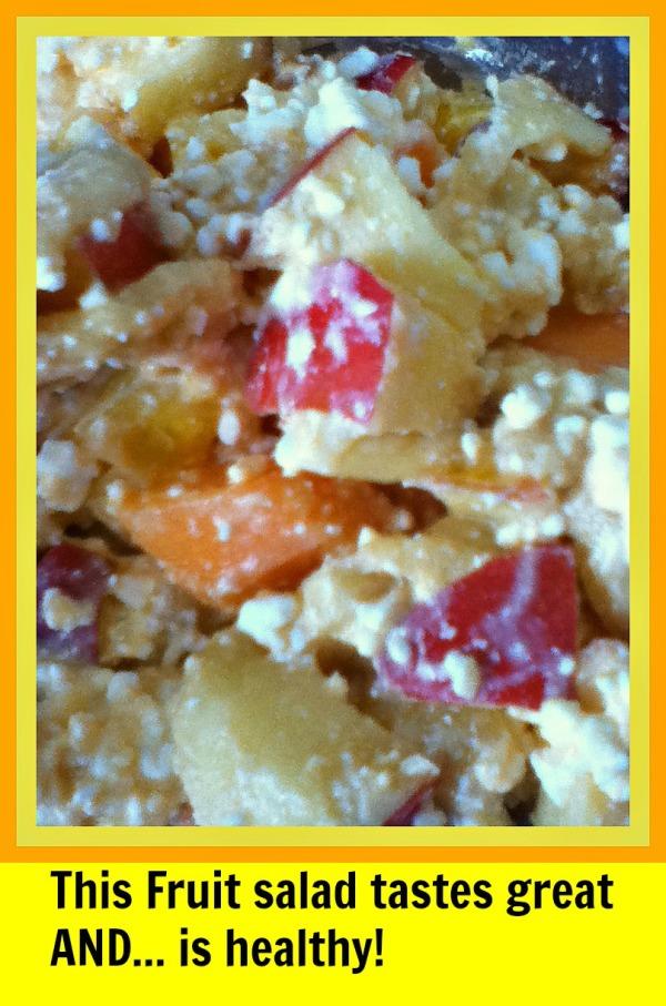 blog salad