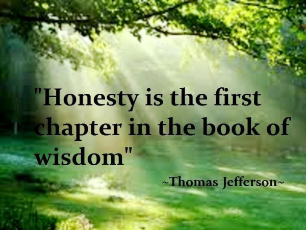 ###honesty